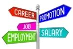 promotion-raise-job sign to save money
