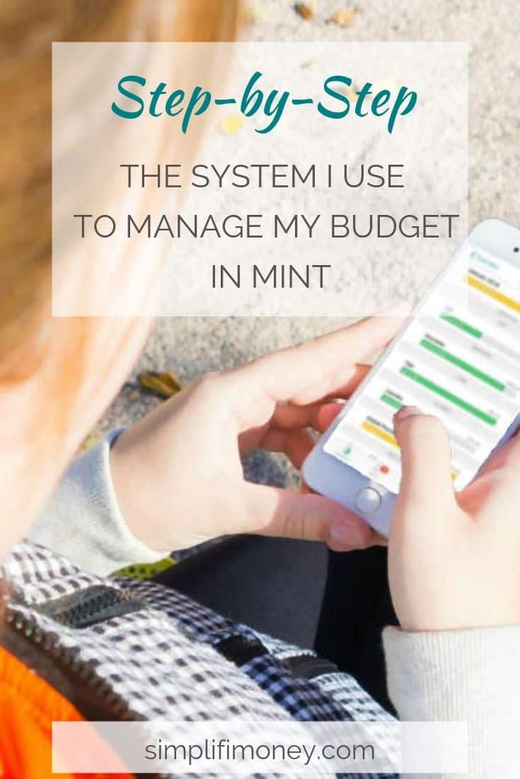 The Step-by-Step System I Use to Stick to My Budget Using Mint