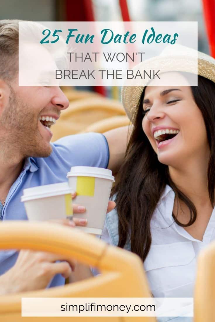25 Fun Date Ideas That Won't Break the Bank